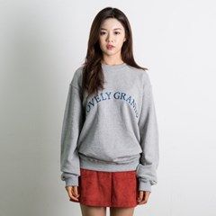 [Marco Roho]Lovely Granny Sweat Shirt