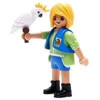 플레이모빌 앵무새와 사육사(6830)