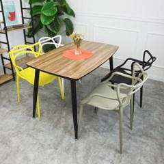 디센 디노아 1200 4인 식탁테이블 세트