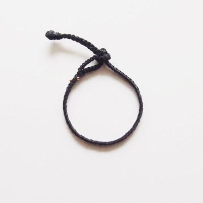 PONY4. Black