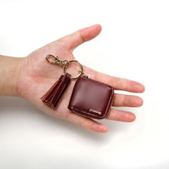 REAL MINI TASSEL WALLET_ZIP