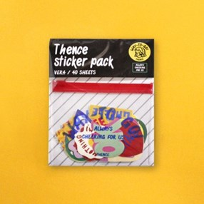 THENCE STICKER PACK VER.4