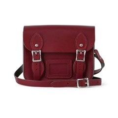 Royal Claret Mini Festival Satchel