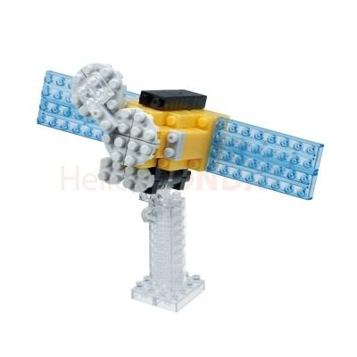 [나노블럭] 태양관측위성