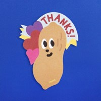 THOMSON CARD_PEANUT