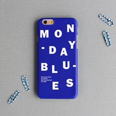 Monday Blues - Blues 폰 케이스 [4type]