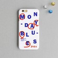 Monday Blues - Maybe 폰 케이스 [4type]