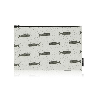 nother Whale of a Tale Pouch (3size)