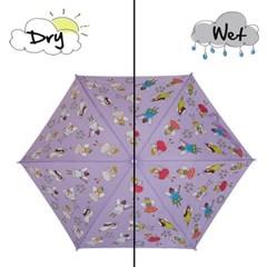 Holly & Beau 컬러체인징 우산 - 요정