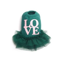 [monchouchou] Love Tutu Dress_Green