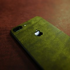 아이폰 7+/ 7플러스 (iPhone 7+ 7plus)가죽스킨 (카드칸 옵션)