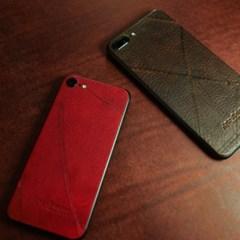 아이폰 7 (iPhone 7) 가죽스킨 (카드포켓옵션 추가버젼)