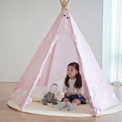 [루카텐트]유아동 플레이텐트 Pink Dream(핑크 드림)