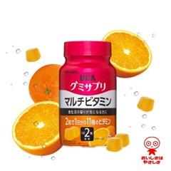 UHA 구미서플리 멀티비타민 오렌지젤리(60구미)