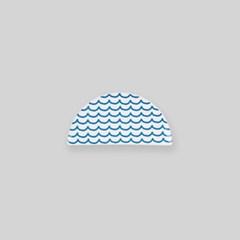 Ocean blue sunset choprest