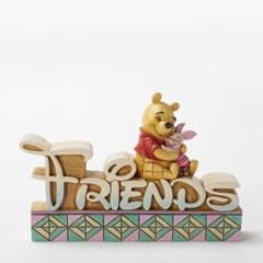 푸우 FRIENDS 워드 데코  (4032890)