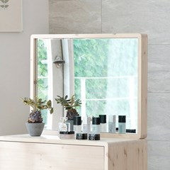 데어몬트 레드파인 원목 거울