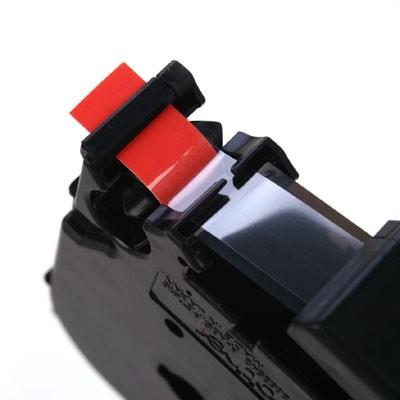 TZ-421(빨간색바탕에 검정색글씨)