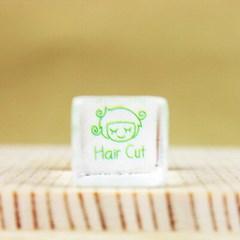퍼니맨크리스탈스탬프 (135-hair cut)