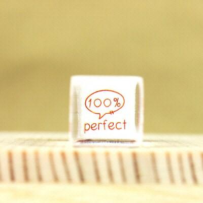 퍼니맨크리스탈스탬프 (138-perfect)