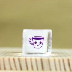 퍼니맨크리스탈스탬프 (173-coffee)