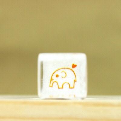 퍼니맨크리스탈스탬프 (199-코끼리)