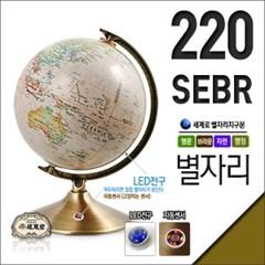 [세계로]220-SEBR 브라운 별이뜨는 지구본