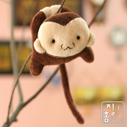 [DIY]대롱대롱 원숭이군 만들기