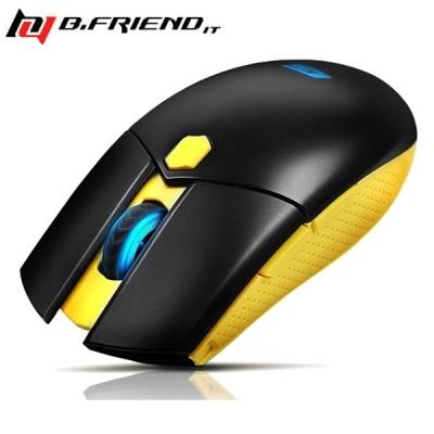 비프렌드 LED 게이밍 마우스 G2S PLUS (오버워치용 사이드버튼)