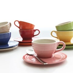 플레인 에스프레소 커피잔 1인 세트(7color)