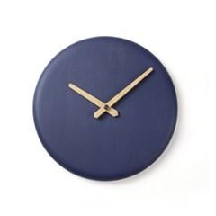 LAUSANNE CLOCK - Indigo