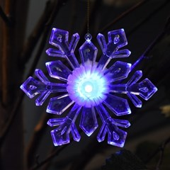 LED 설정 윈도우데코 (큐방접착)