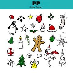 PP FAKE TATTOOS - HOLYDAY 1