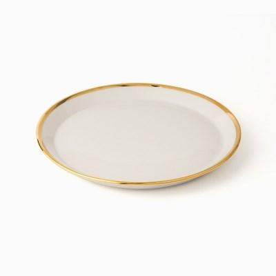 골드 접시 M (21cm)