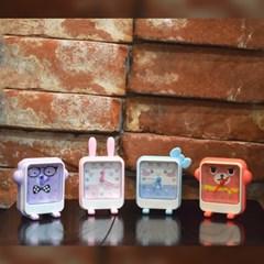 (오아)큐브알람시계/탁상시계/인테리어시계