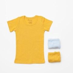 Mustard Top & Panty Set