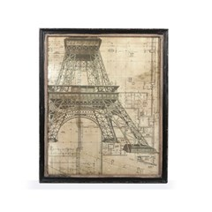 eiffiel tower frame(에펠탑 프레임)