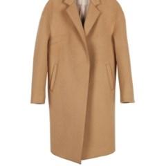 Premium Wool Handmade Over Coat (Beige) 여성용