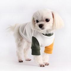 [구바스] 강아지옷 양기모 맨투맨