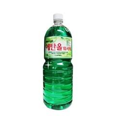 [일경물산] CAREL 에탄올 워셔액 1.8L x 12