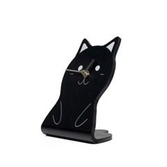 애니멀 시계 - 고양이