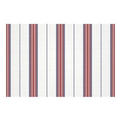 왈가닥스 페이퍼 테이블매트 20매 - 32 French Red