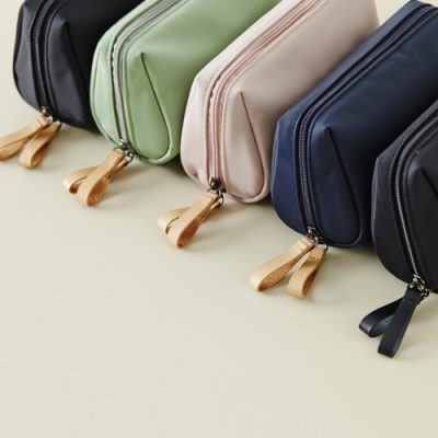 BELL MAKE-UP POUCH 벨 메이크업 파우치