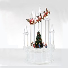 크리스마스 이브-LED 오르골