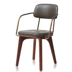 Gunbbang Cushion Arm Chair(건빵 쿠션 암 체어)