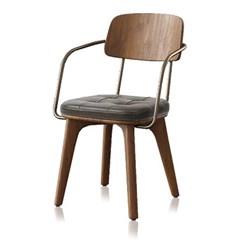 Gunbbang Arm Chair(건빵 암 체어)
