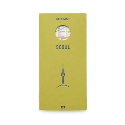뉴 서울 레일웨이 시티맵