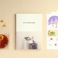 10x10 히치하이커 vol.61 「습관」(마일리지 구매상품)