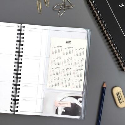 다이어리 커버_only LE JOURNAL_weekly planner