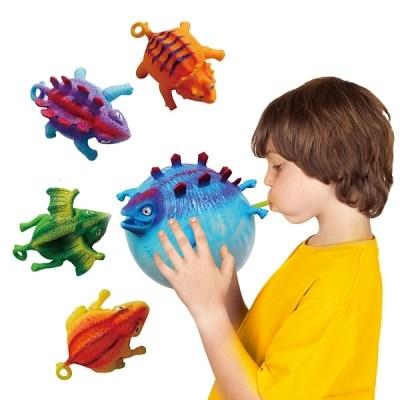 공룡풍선 Dinosaur Balloonball